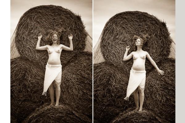 Schwangerschaft Babybauch